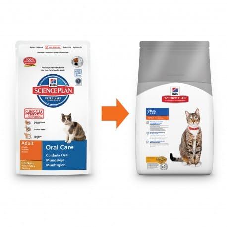 Hill's Feline Dry Oral Care 1,5kg