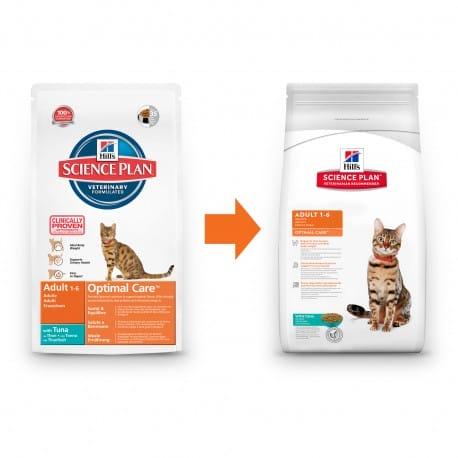 Hill's Feline Dry Adult Tuna&Rice 10kg