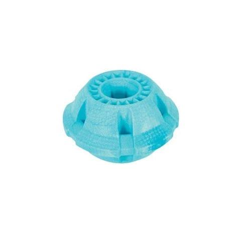 Hračka pes BALL MOOS TPR POP 8cm modrá Zolux