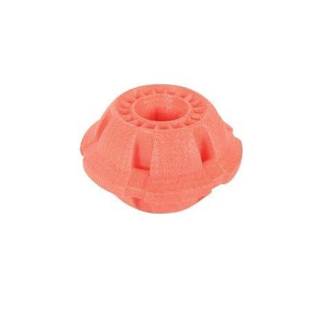 Hračka pes BALL MOOS TPR POP 9,5cm lososová Zolux