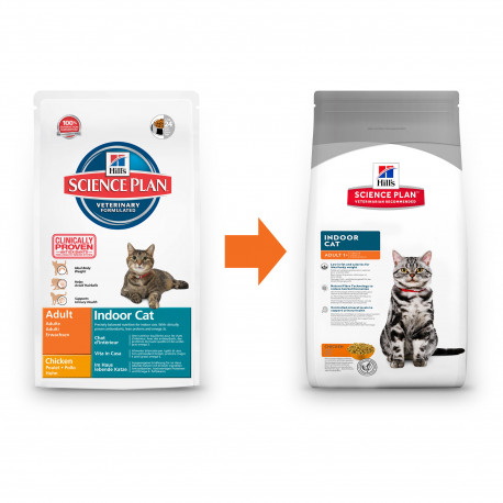 Hill's Feline Dry Indoor 4kg