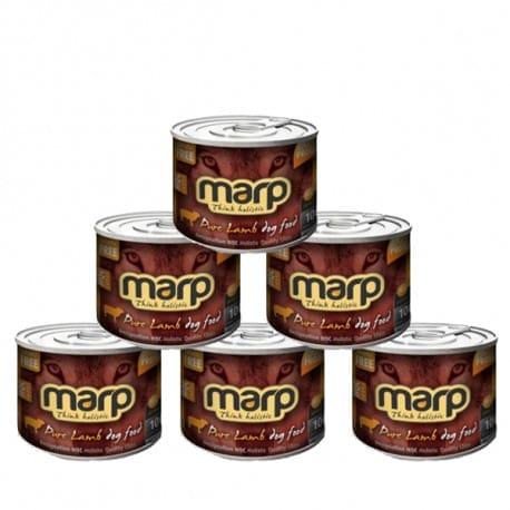 Marp Holistic Pure Lamb konzerva pro psy 6x200g