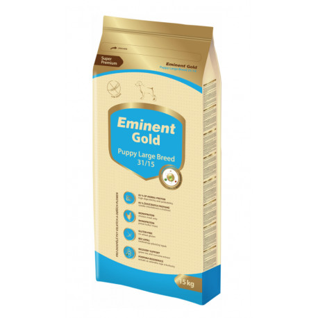 Eminent Dog GOLD Puppy Large Breed 15kg