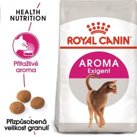 Royal canin Feline Exigent Aromatic 400g