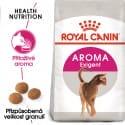 Royal Canin Aromatic Exigent granule pro mlsné kočky 400g