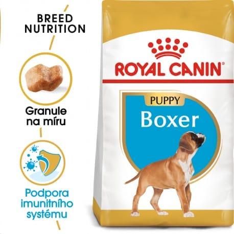 Royal canin Breed Boxer Junior  3kg