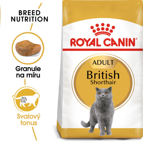 Royal canin Breed Feline British Shorthair 2kg