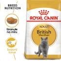 Royal Canin British Shorthair Adult granule pro britské krátkosrsté kočky 400g
