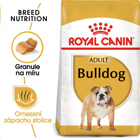 Royal canin Breed Fr. Buldoček  1,5kg