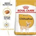 Royal Canin Chihuahua Adult granule pro dospělou čivavu 500g
