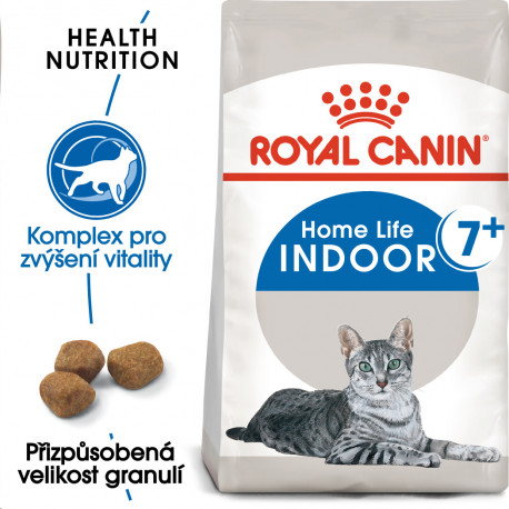 Royal canin Feline Indoor 7+ 400g