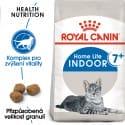 Royal Canin Indoor 7+ granule pro stárnoucí kočky žijící uvnitř 400g