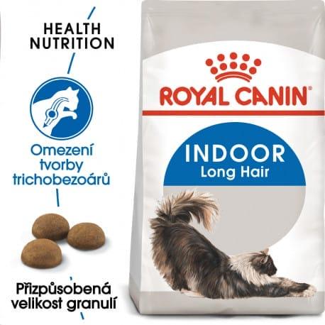 Royal canin Feline Indoor Long Hair 400g