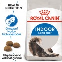 Royal Canin Indoor Longhair granule pro kočky žijící uvnitř a zdravou srst 2kg