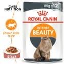 Royal Canin Intense Beauty Gravy kapsička pro kočky ve šťávě 12x85g