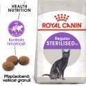 Royal Canin Sterilised granule pro kastrované kočky 400g