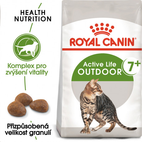 Royal canin Feline Outdoor Mature 2kg