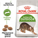 Royal Canin Outdoor granule pro kočky s častým pohybem venku 2kg
