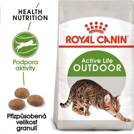 Royal canin Feline Outdoor 10kg