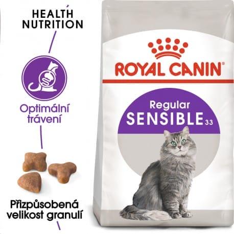 Royal canin Feline Sensible 2kg