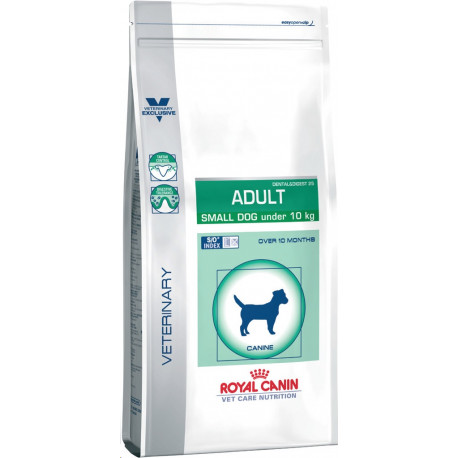 Royal Canin Vet. Adult Small Dog 8kg