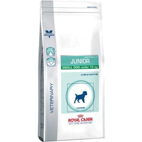 Royal Canin Vet. Junior Small Dog 800g