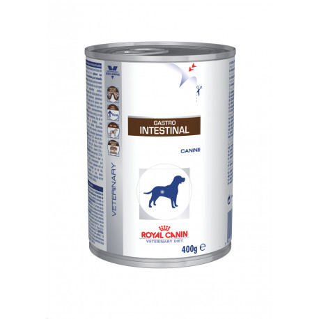 Royal Canin VD Canine Gastro Intest  400g konz