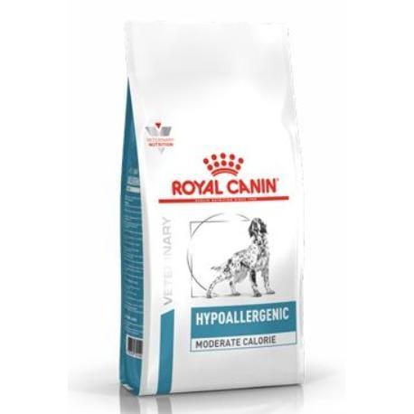 Royal Canin VD Canine HypoallMod Calorie14kg