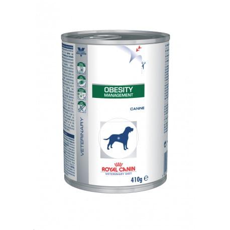 Royal Canin VD Canine Obesity 410g konz