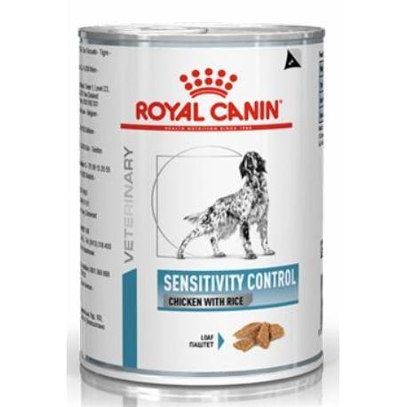 Royal Canin VD Canine Sensit Control 420g konz Chick