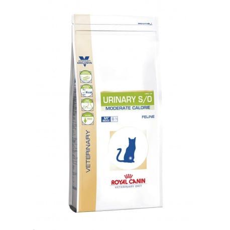 Royal Canin VD Feline UrinaryMod Calor 7kg
