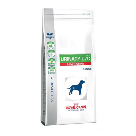 Royal Canin VD Canine Urinary U/C Low Purine  14kg