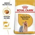 Royal Canin Yorkshire Adult granule pro dospělého jorkšíra 1,5kg