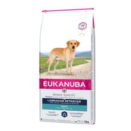 Eukanuba Dog Breed N. Labrador Retriever 12kg