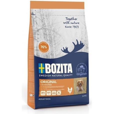 Bozita DOG Original Grain free 3,2kg