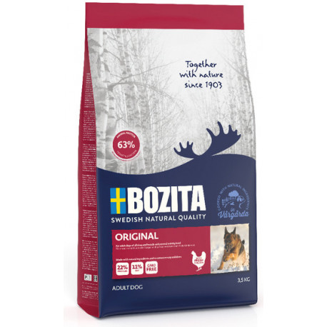 Bozita DOG Original 3,5kg