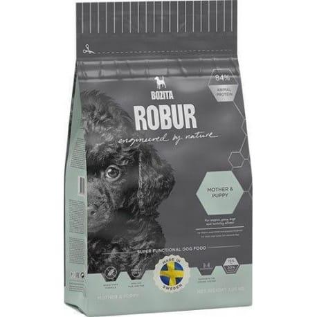 Bozita Robur DOG Mother & Puppy 30/15 1,25kg