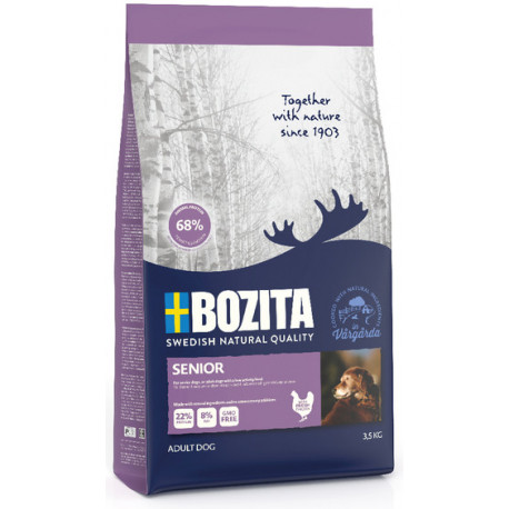 Bozita DOG Senior 3,5kg