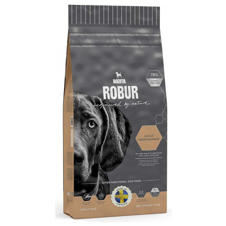 Bozita Robur DOG Adult Maintenance 27/15 13kg