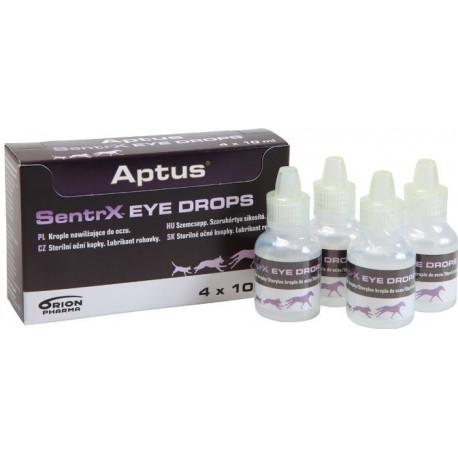 Aptus Sentrx Eye Drops 4 x 10ml
