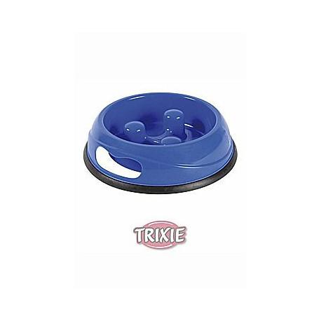 Miska plast proti hltání 0,9l 23cm TR 1ks
