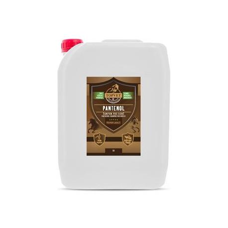Pantenol šampon pro koně 5 l