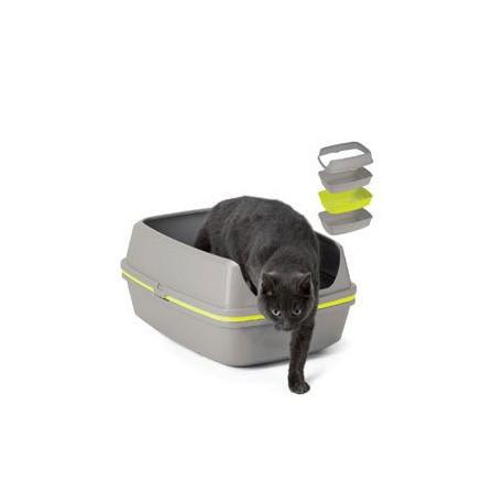 WC kočka Lift to sift s roštem Jumbo 57x43x27cm