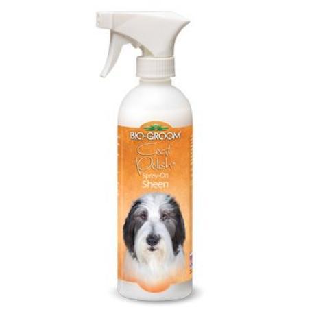 Spray Bio-Groom pro lesk srsti (Coat Polish) 473ml