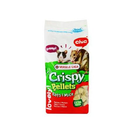 VL Crispy Pellets pro potkany a myši 1kg