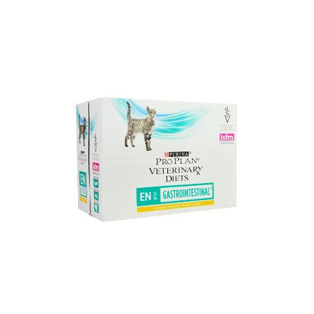 Purina PPVD Feline  kaps. EN Gastrointestin Ch.10x85g