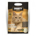 Podestýlka Smarty Exclusive silikát zel. jablko 10l