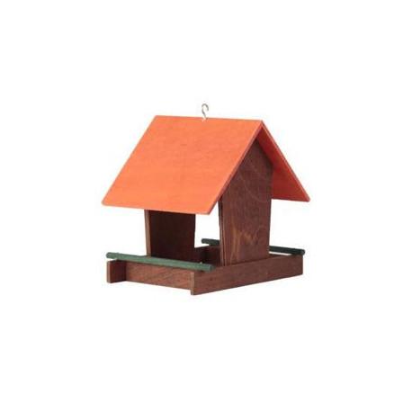 Krmítko pro ptáky dřevěné