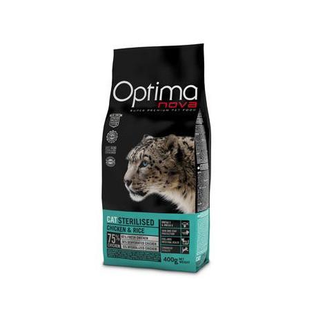 Optima Nova Cat Sterilised 8kg