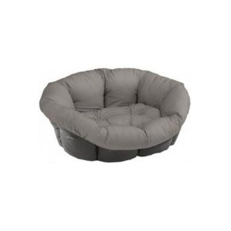 Polštář SOFA 6 bavlna šedý 73x55x27cm FP 1ks